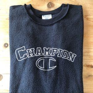 Champion Inside-Out Reverse Weave Sweatshirt